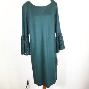 NWT Nanette Lepore Moody Treasure dress